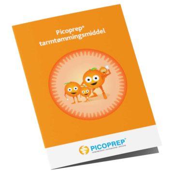 Brosjyre Picoprep® tarmtømmingsmiddel